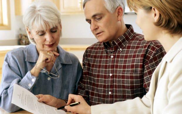 Как написать заявление на пенсию по возрасту